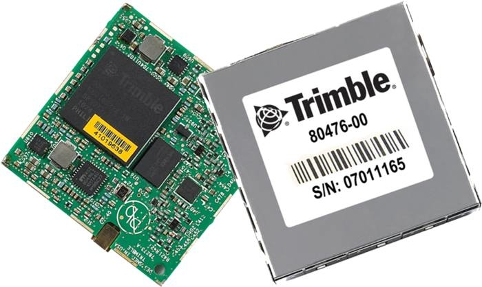 LOGO_Trimble BD910 Receiver Module