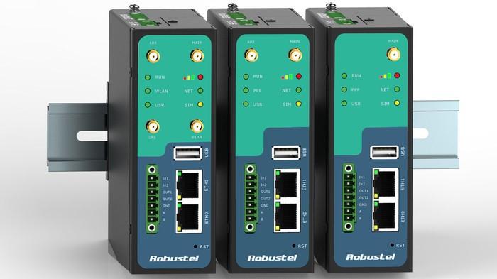 LOGO_Dual SIM Industrial Cellular VPN Router R3000