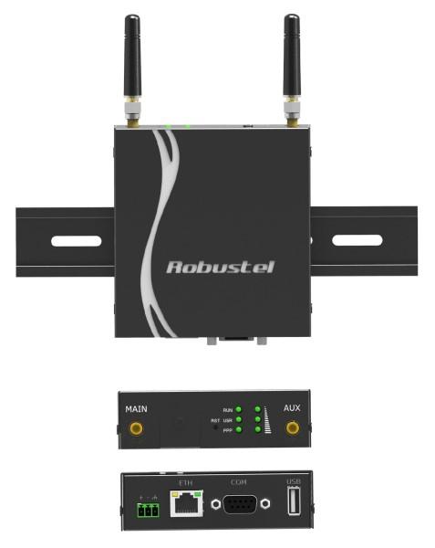 LOGO_Dual SIM Industrial Cellular VPN Router---R3000 Lite