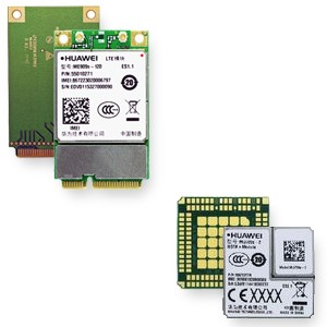 LOGO_HUAWEI: HSPA+ und LTE Module