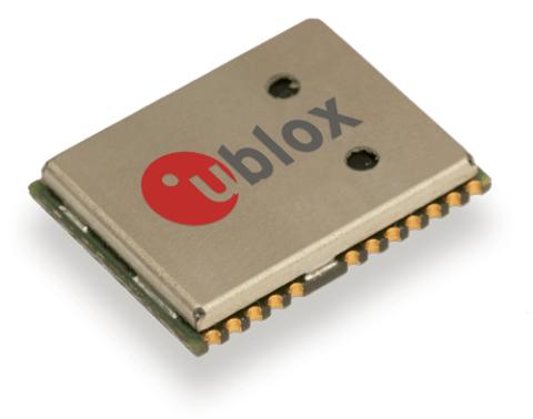 LOGO_NEO-M8U u-blox M8 UDR module including 3D inertial sensors