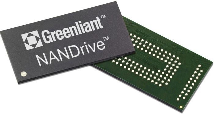 LOGO_SATA NANDrive™ embedded SSDs