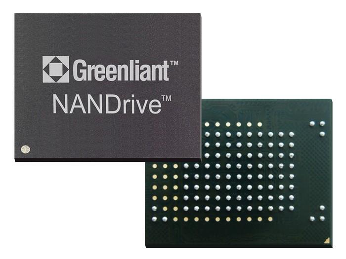 LOGO_eMMC NANDrive™ embedded SSDs