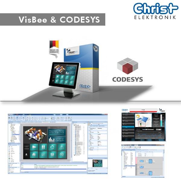 LOGO_VisBee & CODESYS