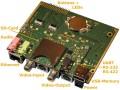 LOGO_DIRIS B02-Board with standard sockets  *** NEW! ***