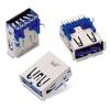 LOGO_USB 3.0-Steckverbinder  mit SuperSpeed-Technologie