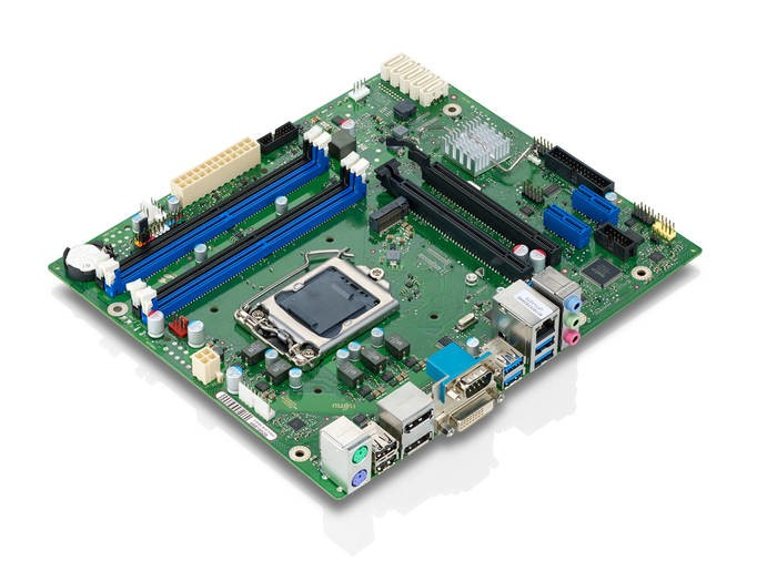 LOGO_FUJITSU D3402-B Extended Lifecycle Mainboard