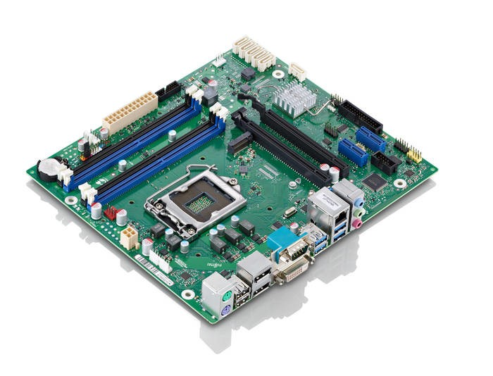 LOGO_FUJITSU D3417-B Extended Lifecycle Mainboard