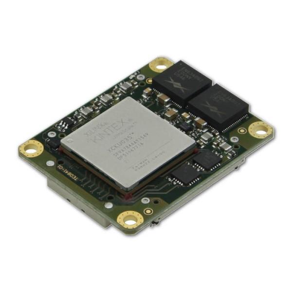 LOGO_TE0841 Kintex UltraScale XCKU035 FPGA-Micromodul, 4 x 5 cm Formfaktor