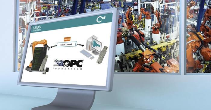 LOGO_CodeMeter in OPC UA