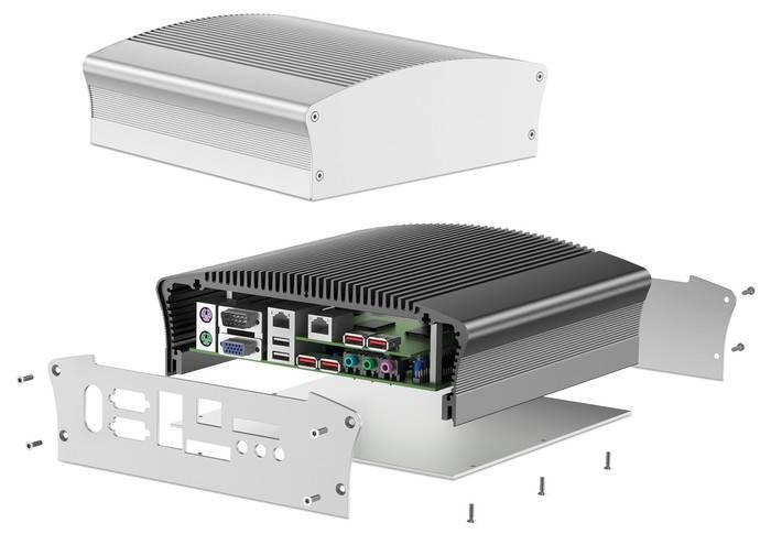 LOGO_Gehäuse für Embedded PCs