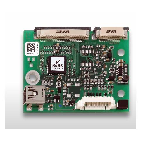 LOGO_Projeziert Kapazitiv Touchcontroller PCT120