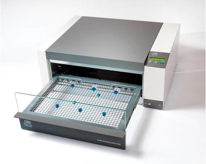 LOGO_eC-reflow-mate – SMD-Reflow-Ofen für Prototypen und Kleinserien
