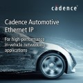 LOGO_Cadence® Automotive Ethernet IP