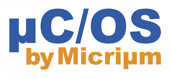 LOGO_The Micrium RTOS Product Family