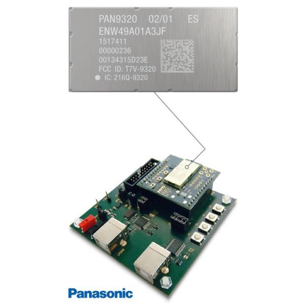 LOGO_Bluetooth Smart and WiFi Modules of Panasonic