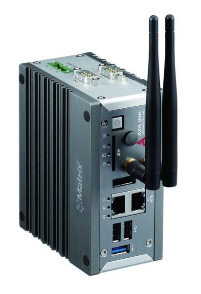 LOGO_MXE-200i - Neue Matrix MXE-200i Serie