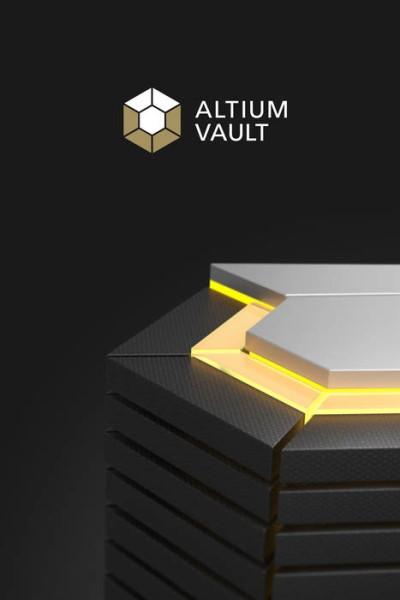 LOGO_Altium Vault