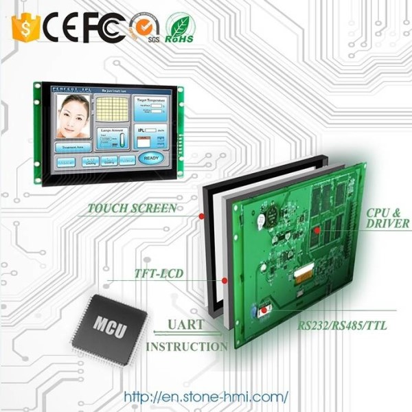 LOGO_TFT LCD Module