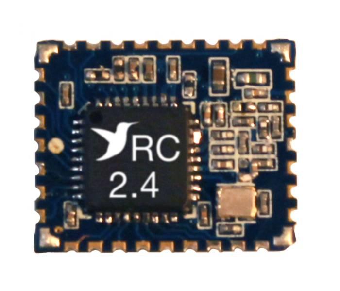 LOGO_Spread Spectrum RF Remote Control Transceiver Module