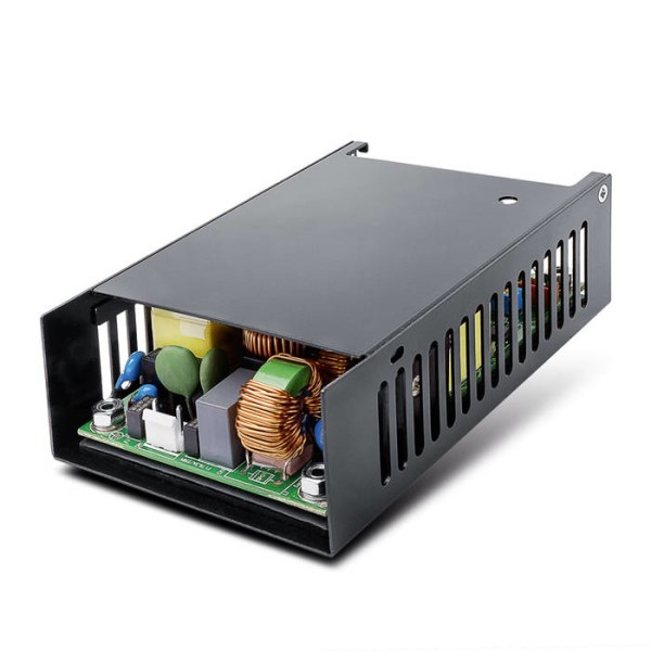 LOGO_BEO-3000MC: Compact and fanless medical grade PSU with 2x MOPP