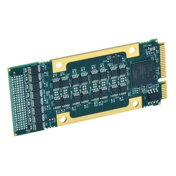 LOGO_APA7-200: Reconfigurable Xilinx® Artix®-7 FPGA Modules