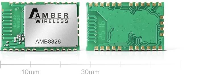 LOGO_868 MHz Long Range Radio Module