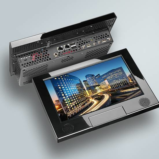 LOGO_DATA MODUL Panel PC Solutions - Innovative Interfaces between User and Application