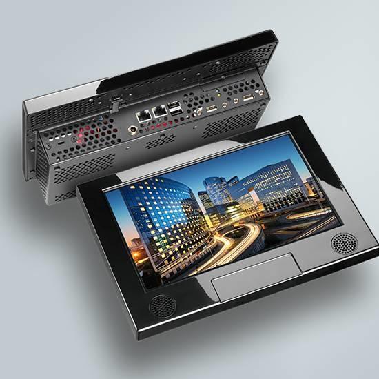 LOGO_DATA MODUL Panel PC Lösungen - innovative Schnittstelle zwischen User und Applikation