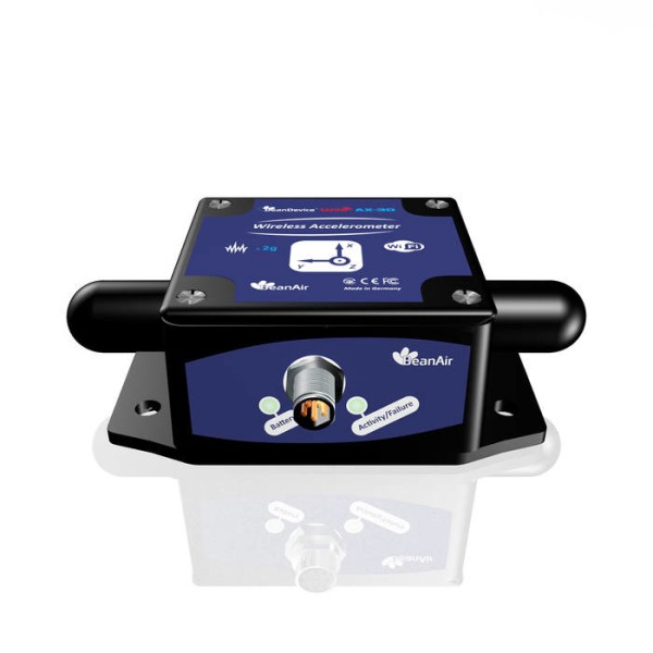 LOGO_BeanDevice® Wilo AX-3D (Wifi Beschleunigungssensor)