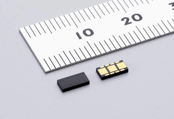 LOGO_MEMS Sensor