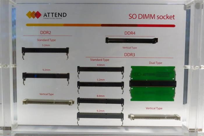 LOGO_SO-DIMM DRAM module socket