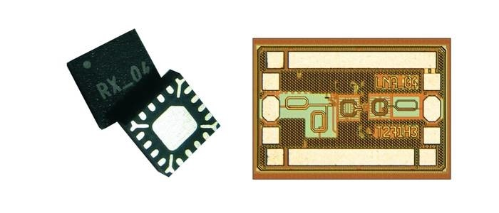LOGO_24GHz Receiver & Low Noise Amplifier