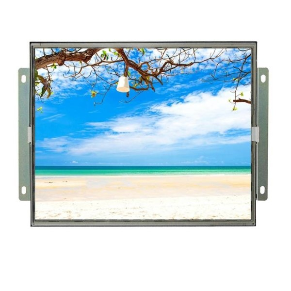 LOGO_Industrial open frame touchscreen monitor