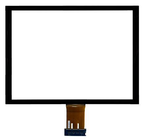 LOGO_43inch capacitive touch panel