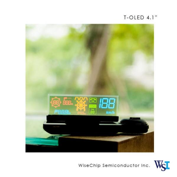"""LOGO_4.1"""" T-OLED  Display – T-OLED HUD Panel"""