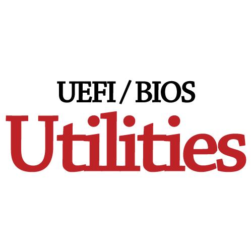 LOGO_UEFI / BIOS Utilties von American Megatrends