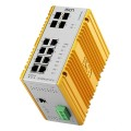 LOGO_Industrial PoE Ethernet Switch, IS-DG512P-4F-8