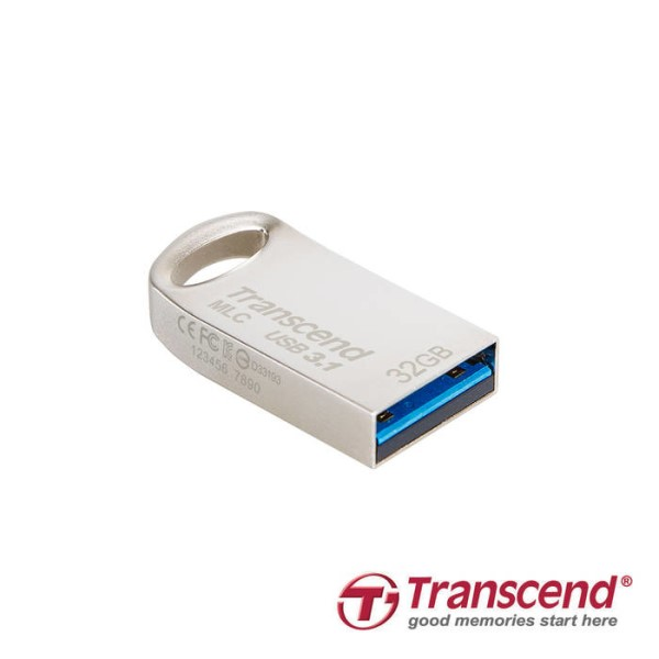 LOGO_JetFlash 720 MLC USB Flash Drive