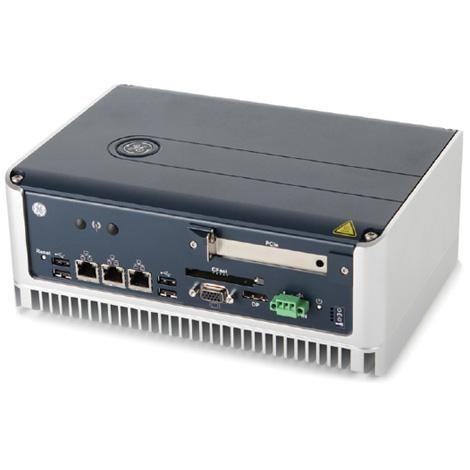 LOGO_GE's Industrial PCs - Lösungen für hochzuverlässige Steuerungen