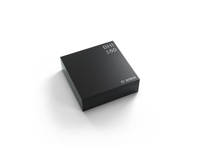 LOGO_Smart Sensor Hub BHI160