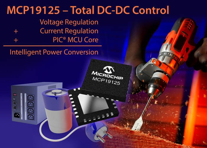 LOGO_Linear and Amplifier Solutions from Microchip