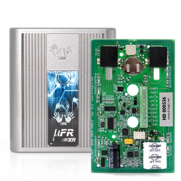 LOGO_BaseHD USB NFC RFID Leser