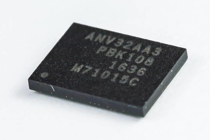 LOGO_1 Mb Quad SPI nvSRAM ANV32AA3PB