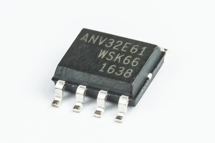 LOGO_64 kb SPI nvSRAM ANV32E61W