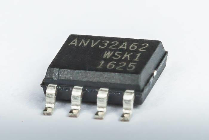 LOGO_64 kb I²C nvSRAM ANV32A62W