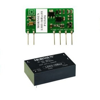 LOGO_The smallest 3W 90~528VAC ultra wide input voltage Power Supply