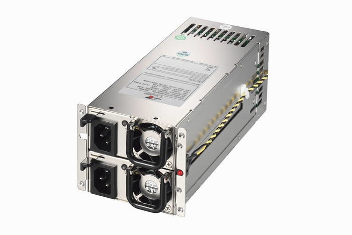LOGO_2U redundant, power supply, model: M1P2-5500K2V (500W)