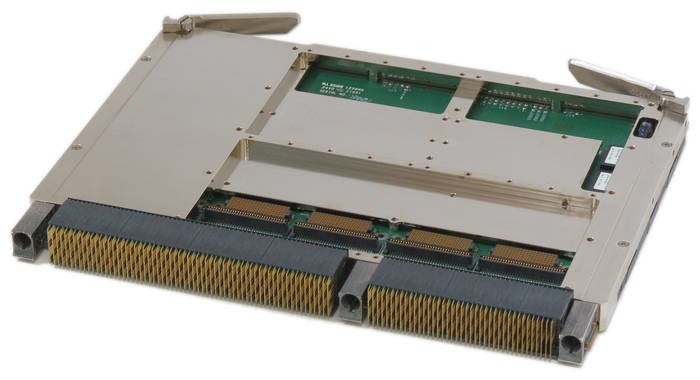 LOGO_C112 – NXP™ (Formerly Freescale™) QorIQ™ T4 6U VPX SBC