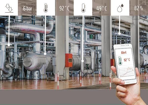 LOGO_RFID-Sensorik für Messungen in anspruchsvollen Umgebungen